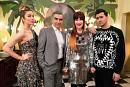 A 'Schitt's Creek' pop-up is coming to New York City, Los Angeles
